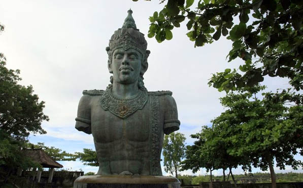 Gwk Garuda Wisnu Kencana Cultural Park Bali Bali Spartan Tour