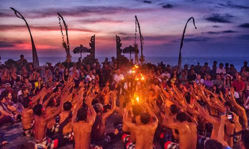 Kecak Dance Uluwatu Bali