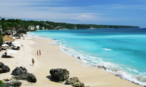 Dreamland Bali Beach Places to Visit in Bali