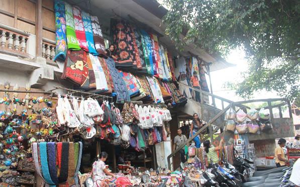 Ubud Bali Traditional Art Market
