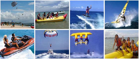 Bali Water Sport Packages Bali Spartan Tour