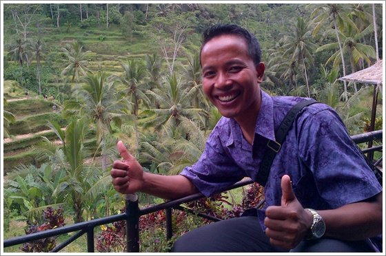 How to Get Tour Guide in Bali
