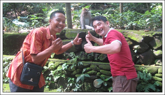 Full Day Tour in Bali with Car Rental And Driver
