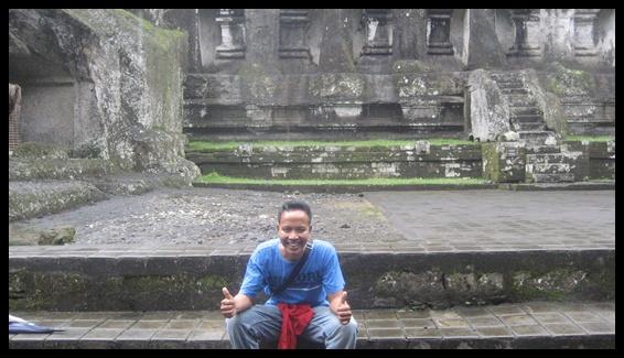 Private taxi driver in Bali