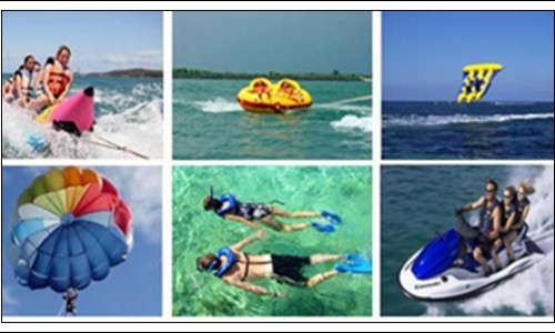 Water Sports Activities in Bali