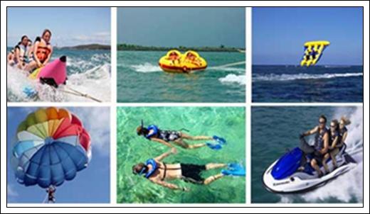 Water Sports Activities in Bali