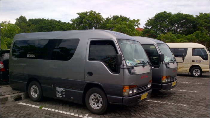 Choosing 12 Seater Car in Bali with Driver