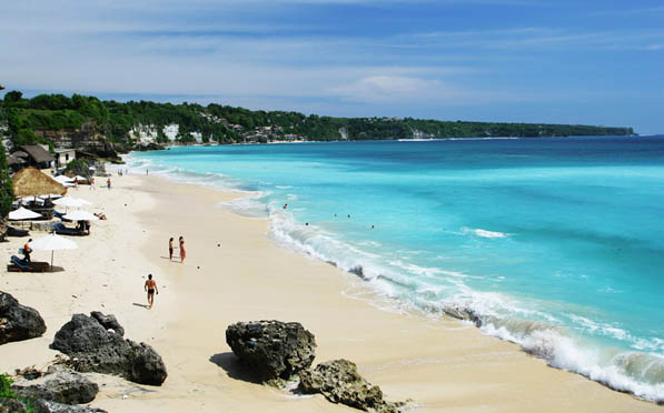 Dreamland Bali Beach Places To Visit In